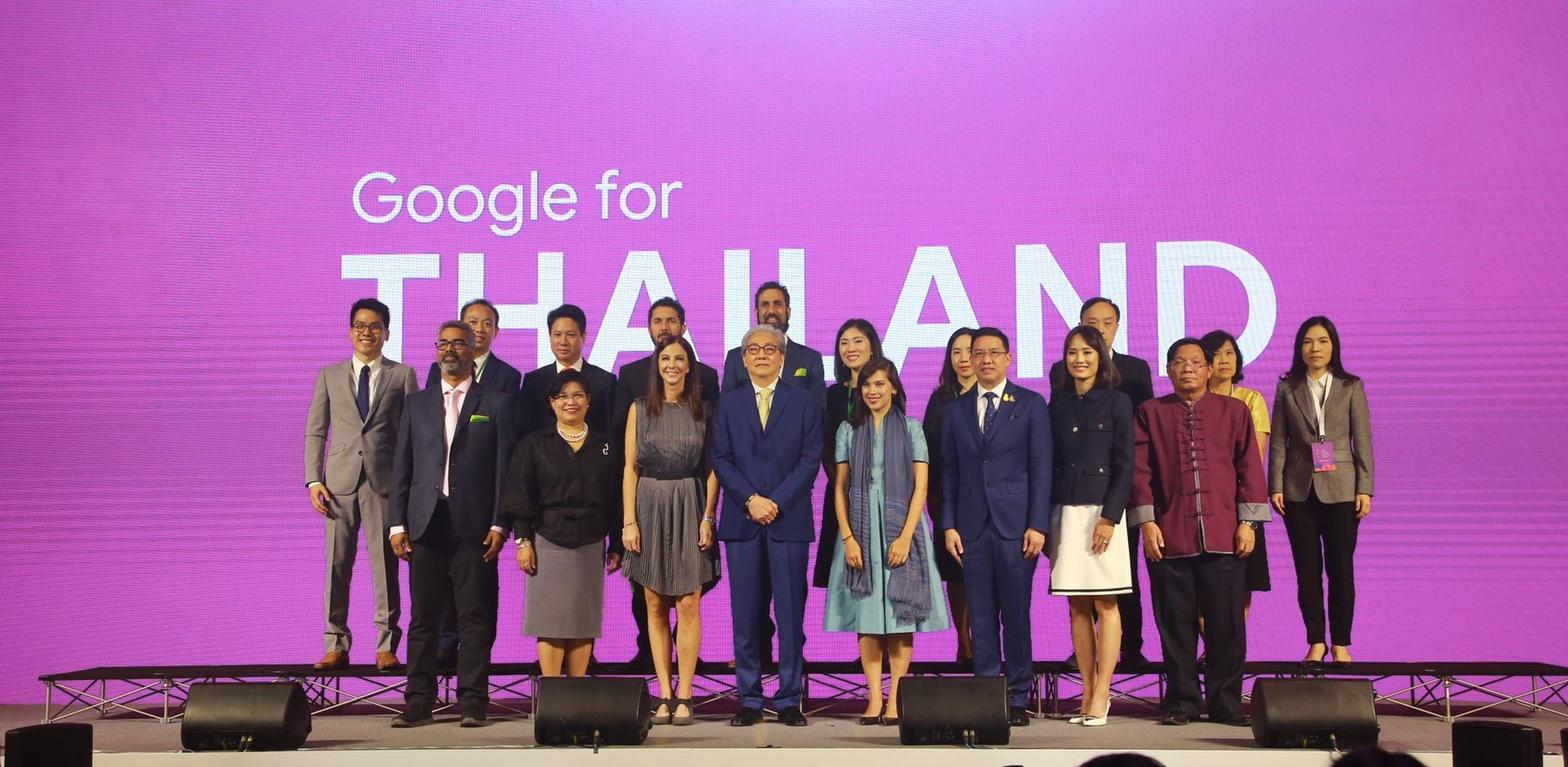 Google Station now available in over 100 venues nationwide Connects people through fast free WiFi in transport terminals BANGKOK, THAILAND,